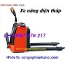 Tp. Cần Thơ: Xe nâng điện thấp, mới 100%, trọng tải 1T, 2T, 2. 5T-bachhoa24. com CL1359458