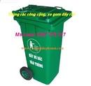 Tp. Hải Phòng: Thùng rác công cộng, xe gom đẩy rác 120l, 240l, 400l, 500l - bachhoa24. com CL1359488P5