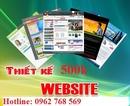 Tp. Hà Nội: Thiết kế web giá 500k chuẩn Seo, bảo hành trọn đời CL1667173P2