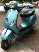 Tp. Hà Nội: Vespa 150cc ý 2007 màu xanh, xe mua mới CL1487891P3