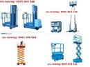 Tp. Hải Phòng: Chuyên cung cấp Thang nâng điện-thang nâng đôi 300kg/ 6-12m, thang nâng hàng CL1365786