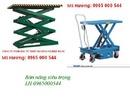 Hưng Yên: Giá tốt nhất-bàn nâng tay(1,3-1T), bàn nâng điện(150kg-850kg), bàn nâng siêu trọng CL1365786