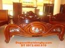 Bắc Ninh: Đồ gỗ mỹ nghệ Giường Gỗ, Giường quả bàng GN22 RSCL1128729