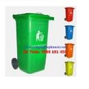 Tp. Hà Nội: Nhập khẩu và phân phối thùng rác 120L, 240 L trên toàn quốc RSCL1696592