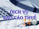 Tp. Hồ Chí Minh: Nhận làm báo cáo thuế Tháng, Quý, Năm RSCL1111107