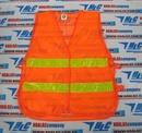 Tp. Hồ Chí Minh: Áo phản quang vải lưới lỗ lớn màu cam CL1110036