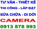 Tp. Hồ Chí Minh: lắp đạt camera quan sát tại tp hồ chí minh CL1164139
