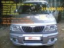 Tp. Hà Nội: Cần bán Mitsubishi Jolie đời 2003 màu bạc CL1374154