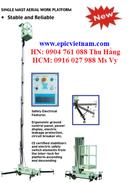 Tp. Hồ Chí Minh: Thang nâng điện GTWY12-2012 hiệu OPK Nhật Bản (Chiều cao nâng 12m hai người làm CL1506228