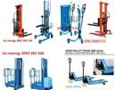 Tp. Hải Phòng: Xe nâng tay, xe nâng điện, xe nâng bán tự động CTD1530, CTD1520-giá tốt CL1323601