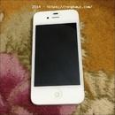 Tp. Hà Nội: Mình cần bán chiếc iPhone 4 16GB đang dùng để đổi máy CL1306491