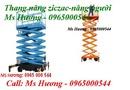 Hải Dương: xe nâng thang- thang nâng hàng, thang nâng người - thang nâng cắt kéo (ziczac) CL1385894P10