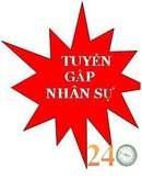 Tp. Hồ Chí Minh: Tuyển Nhân Viên Tư Vấn Đào Tạo CL1386495