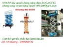 Tp. Hải Phòng: thang nâng cắt kéo, xe nâng thang - thang nâng hàng, thang nâng người CL1385808