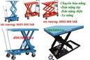 Bắc Giang: xe nâng bàn Đức-Đài Loan, bàn nâng tay-thủy lực, ,bàn nâng điện ETAD, HIW 1T-5T CL1385808
