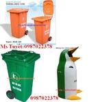 Tp. Hà Nội: Xe gom rác, xe gom rác, thùng rác công nghiệp .. giá cực tốt CL1385808