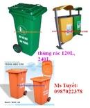 Tp. Hà Nội: Thùng rác công cộng, thùng rác công cộng xe chở rác lớn nhỏ giá tốt  CL1385808