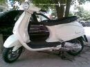 Tp. Hồ Chí Minh: bán gấp VESPA LX 125 IE, màu trắng, đời 2013, cảm ứng RSCL1088126