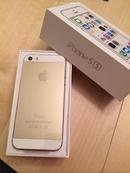 Tp. Hồ Chí Minh: Bán iphone 5S-16G gold CL1349384
