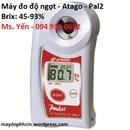 Tp. Hồ Chí Minh: Khúc xạ kế điện tử 45-90% Atago Pal 2 RSCL1691854
