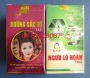 Tp. Hồ Chí Minh: Bán sản Phẩm Dưỡng Sắc Tố- tăng Hoóc Môn nữ, Dưỡng nhan sắc, bổ khí huyết CL1390585