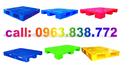 Tp. Hồ Chí Minh: Pallet giá rẻ: pallet nhựa, pallet kê hàng trong kho. 0963838772 CL1024019P11
