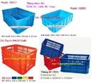 Tp. Hồ Chí Minh: Thùng nhựa đặc HS019, Pallet nhựa PL09LK, Công ty TNHH Đầu Tư Thiết Bị Công Nghi CL1395428P10