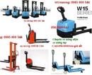 Bắc Ninh: bán xe nâng tay, xe nâng điện cao đứng lái 1tấn -3 tấn, xe nâng điện thấp, xe nang CL1024019P5