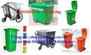 Tp. Hà Nội: thung rac rẻ nhất-thùng rác công cộng, thùng rác nhựa 120 lít-240 lít, xe gom rác CL1024019P5