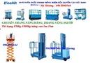 Bình Dương: Thang nâng điện - thang nâng người, nâng hàng tải trọng 300kg-1000kg, xe nâng tay CL1024019P5
