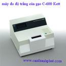 Tp. Hà Nội: Máy đo độ trắng của gạo C-600 Kett-Japan, thiết bị đo độ trắng hạt gạo C-600 Ket RSCL1697468