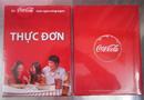 Tp. Hồ Chí Minh: Cơ sở sản xuất sổ menu, bìa sổ menu, làm sổ kẹp tiền, làm các loại sổ menu CL1397415