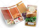 Tp. Hà Nội: Thiết kế thực đơn nhà hàng - thiết kế menu café RSCL1108265