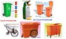Tp. Hà Nội: xe gom rác HDPE 660L nhập khẩu, xe gom rác tôn 400lit, 500 lít trong nước CL1397582P5