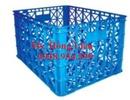 Tp. Hồ Chí Minh: Thùng nhựa đặc, thùng nhựa lớn, thùng nhựa hình chữ nhật KT: 106 x 106 x 66 cm CL1397605