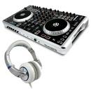 Tp. Hồ Chí Minh: Thiết bị Dj kèm tai nghe Numark N4 4-Channel Digital DJ Controller w/ Electrowav CL1402694