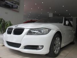 BMW 320I, màu trắng, sx 2011, nhập khẩu
