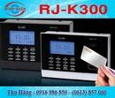 Tp. Hồ Chí Minh: Máy chấm công thẻ cảm ứng Ronald Jack k300 - tặng kèm thẻ RSCL1089095