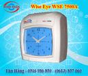 Tp. Hồ Chí Minh: Máy chấm công thẻ giấy Wise Eye 7500A / 7500D - giá rẻ - tặng kèm thẻ RSCL1107547