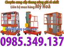 Tp. Hồ Chí Minh: Cuối năm khuyến mãi Thang nâng ziczac, thang nâng người 300-500kg:0985349137 CL1222117P8