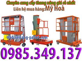 Cuối năm khuyến mãi Thang nâng ziczac, thang nâng người 300-500kg:0985349137