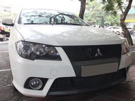 Mitsubishi Lancer, màu trắng, sx 2010, nhập khẩu
