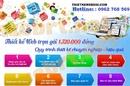 Tp. Hà Nội: Thiết kế website giá tốt 1,300, 000, tối ưu Seo, giao diện đẹp, BH mãi mãi CL1698862