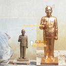 Tp. Hà Nội: Tượng đồng Bác Hồ, tuong bac ho dung chỉ tay, tượng bác hồ bằng đồng vàng, tượng RSCL1322421