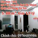 Tp. Hà Nội: Cần bán CHCC, tầng đẹp tại phòng 10, tầng 16, Ngô Thì Nhậm, Quận Hà Đông, Hà Nội RSCL1697789