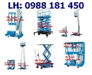 Tp. Hà Nội: Xe nâng người 125 kg cao (6 - 16) mét, Thang nâng hàng (1 - 10) tấn giao hàng toà CL1409083P10