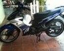 Tp. Hồ Chí Minh: Cần bán Exciter GP 2013 màu xanh trắng, zin toàn bộ .HCM CL1406410