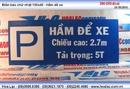 Tp. Hồ Chí Minh: Biển báo hình chữ nhật 100x40cm LJ-241-111 Nguyễn Thị Trà My CL1410118P9
