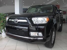 Toyota 4Runner, màu đen, sx 2012, xe mới, nhập khẩu