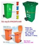 Tp. Hồ Chí Minh: xe gom rác 400L, 500L giá siêu rẻ, hàng siêu bền, thùng rác 120,240L giá tốt, hà CL1409083